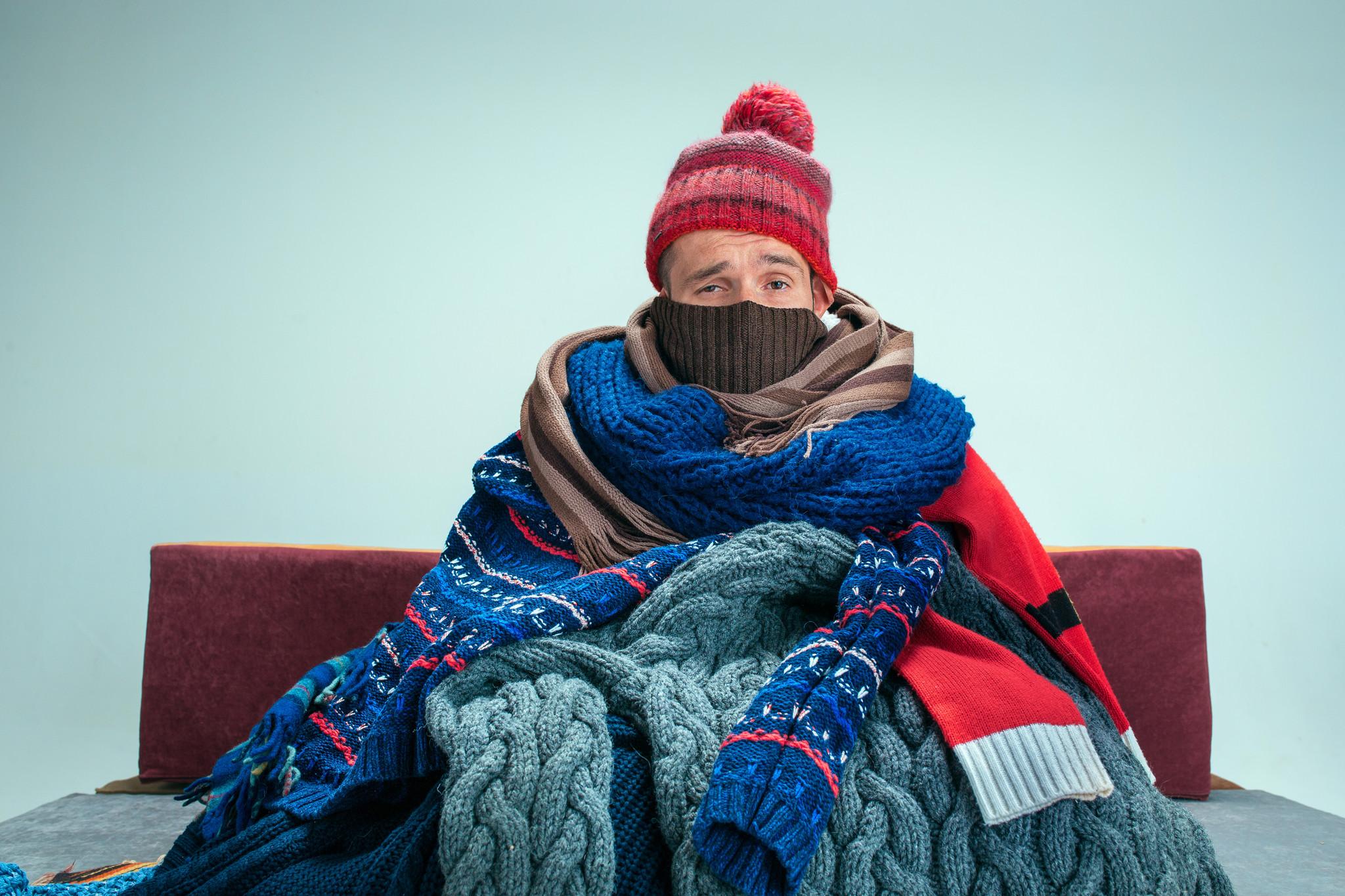 Hardlopen (en sporten) als je grieperig bent?