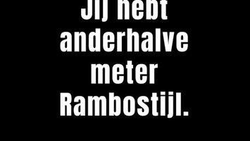 Rambostijl