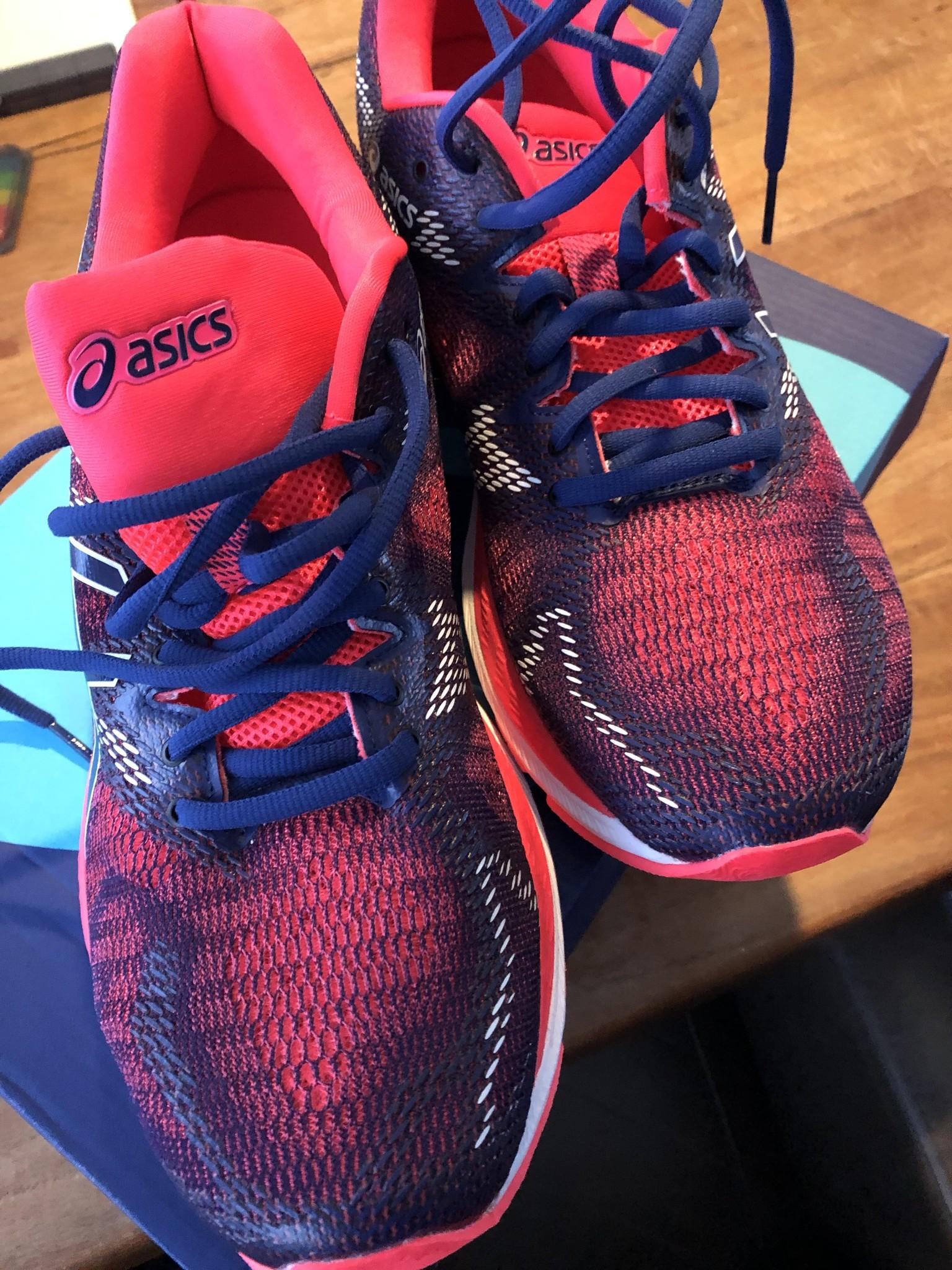 Nieuwe hardloopschoenen kopen
