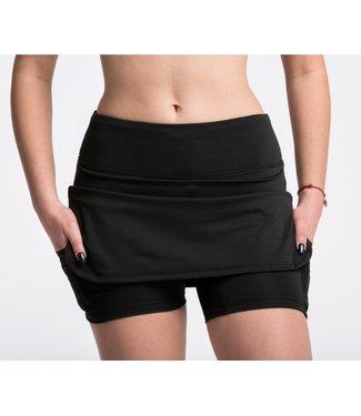 POLKA SPORT Skirt Irene Total Black