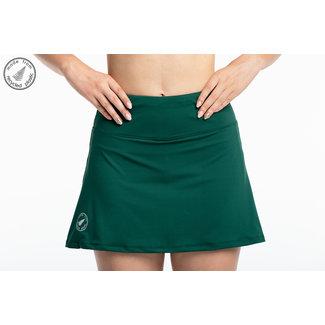 POLKA SPORT Skirt Justyne Bottle Green