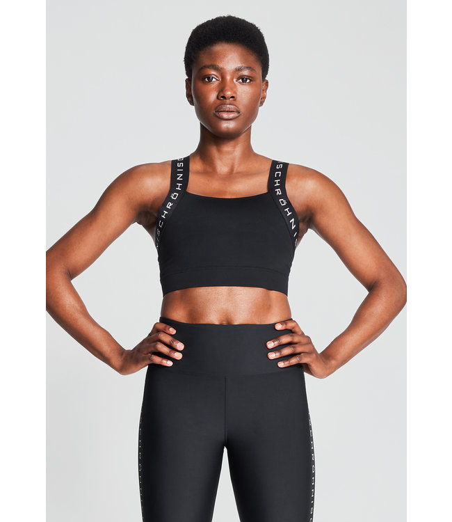 RÖHNISCH Kay Sports Bra Black