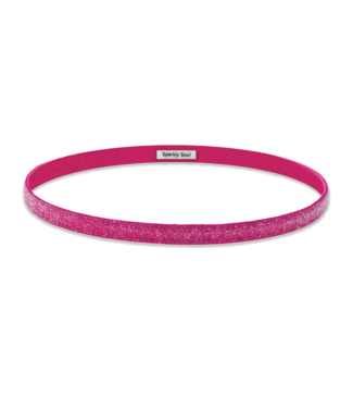 SPARKLY SOUL Haarband  Strawberry Fields Pink smal