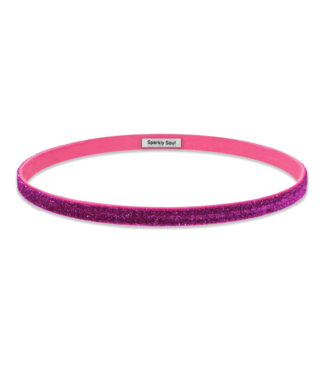 SPARKLY SOUL Haarband Kaleidoscope Pink Smal