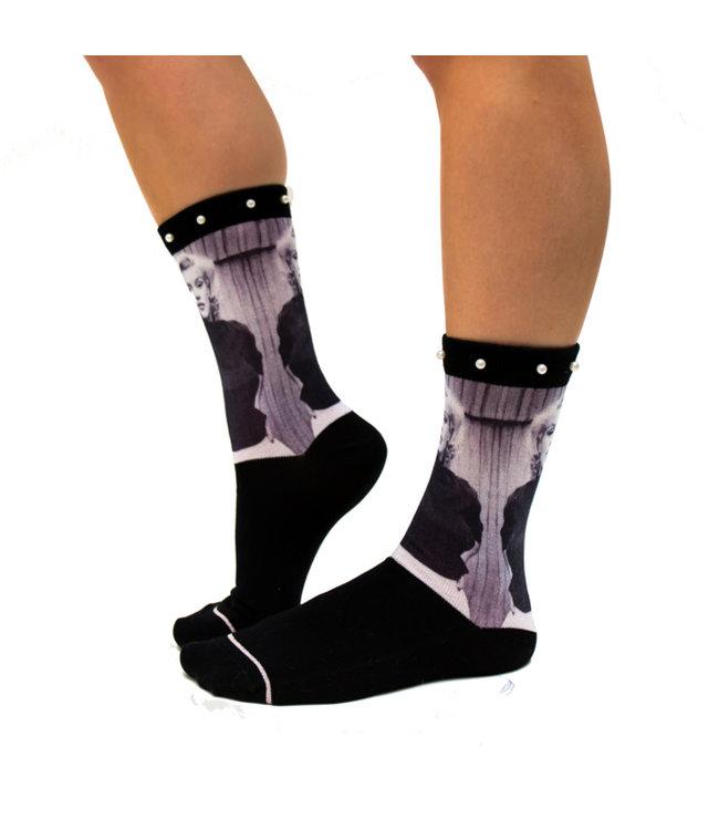 SOCK MY FEET Dames hardloop sokken Sock My Marilyn