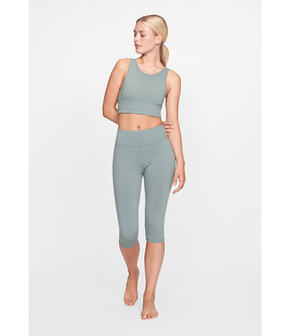 RÖHNISCH Nora Lasting Capri Tights Stormy Sea