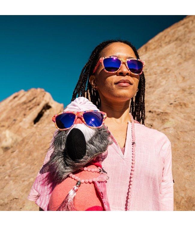 GOODR Sunglasses  Flamingo-ite Aura Right