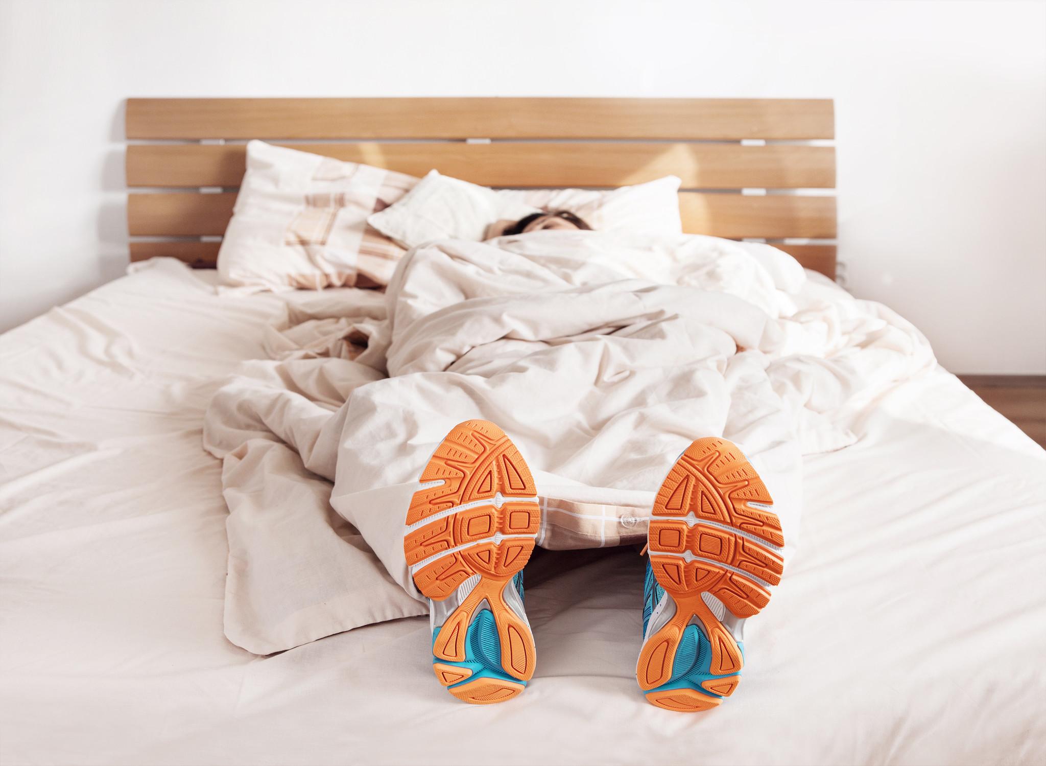 Ga je beter slapen door hardlopen?