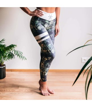 BARA Sportswear Dames hardloopbroek lang Base