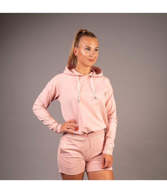 BARA Sportswear Dames Lounge Hoodie Rose