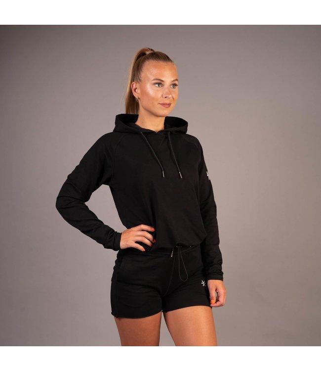 BARA Sportswear Dames Lounge Hoodie Black