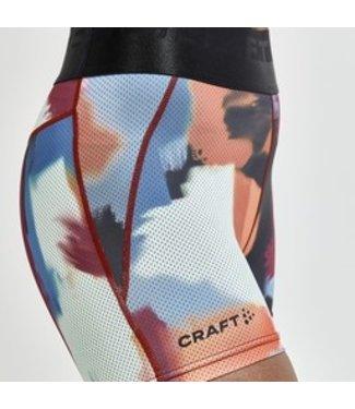 CRAFT Dames hardloopbroek kort Core Essence Hot Pants Shades Multi