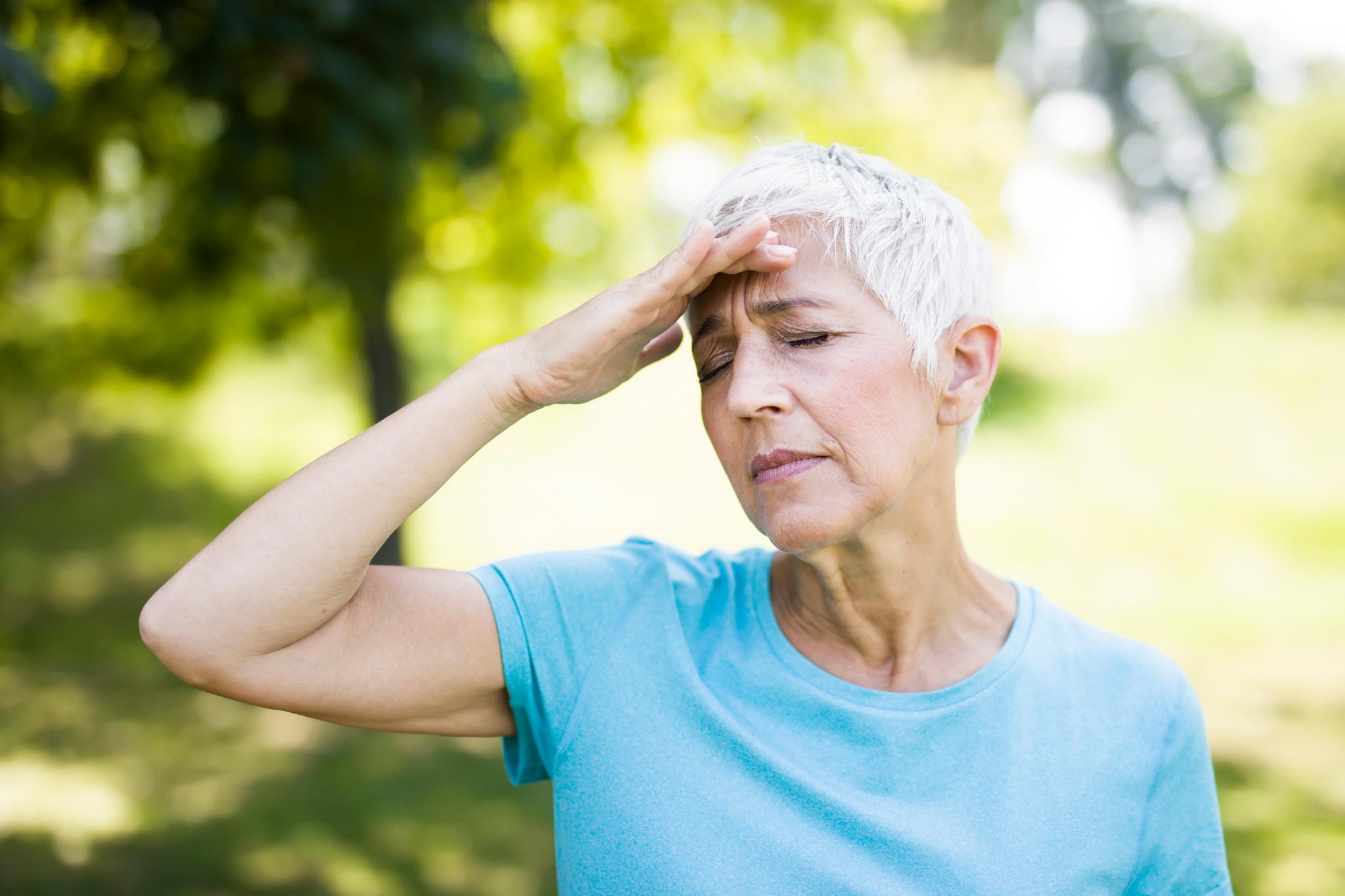Hoofdpijn na het hardlopen?