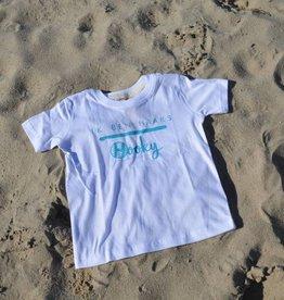 Kinder T-shirt Organic Cotton 'Ik ben haaks'