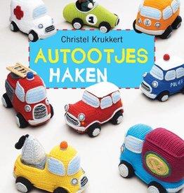 Autootjes haken - Christel Krukkert