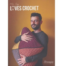 Mr. Cey Loves Crochet - Mr. Cey