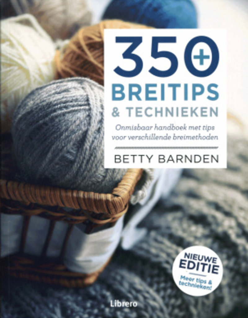 350 breitips en technieken - Betty Barnden