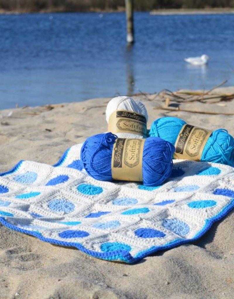Haakpakket Cirkel Babysquare Blanket