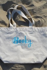 Beach bag Organic Cotton 'Crochet by the Ocean'