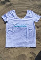 Organic Cotton T-shirt 'Ik ben haaks'