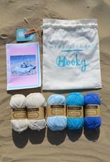 Crochet Kit Cirkel Babysquare Blanket
