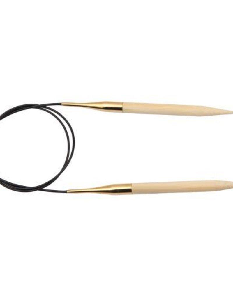 KnitPro KnitPro Bamboo rondbreinaald 80 cm