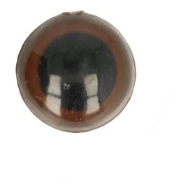 Animal eyes brown 18mm
