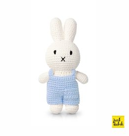 Miffy and her pastel blue overall