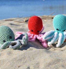 Haakpakket Harvey de kleine octopus