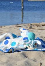 Crochet kit Harvey the little octopus