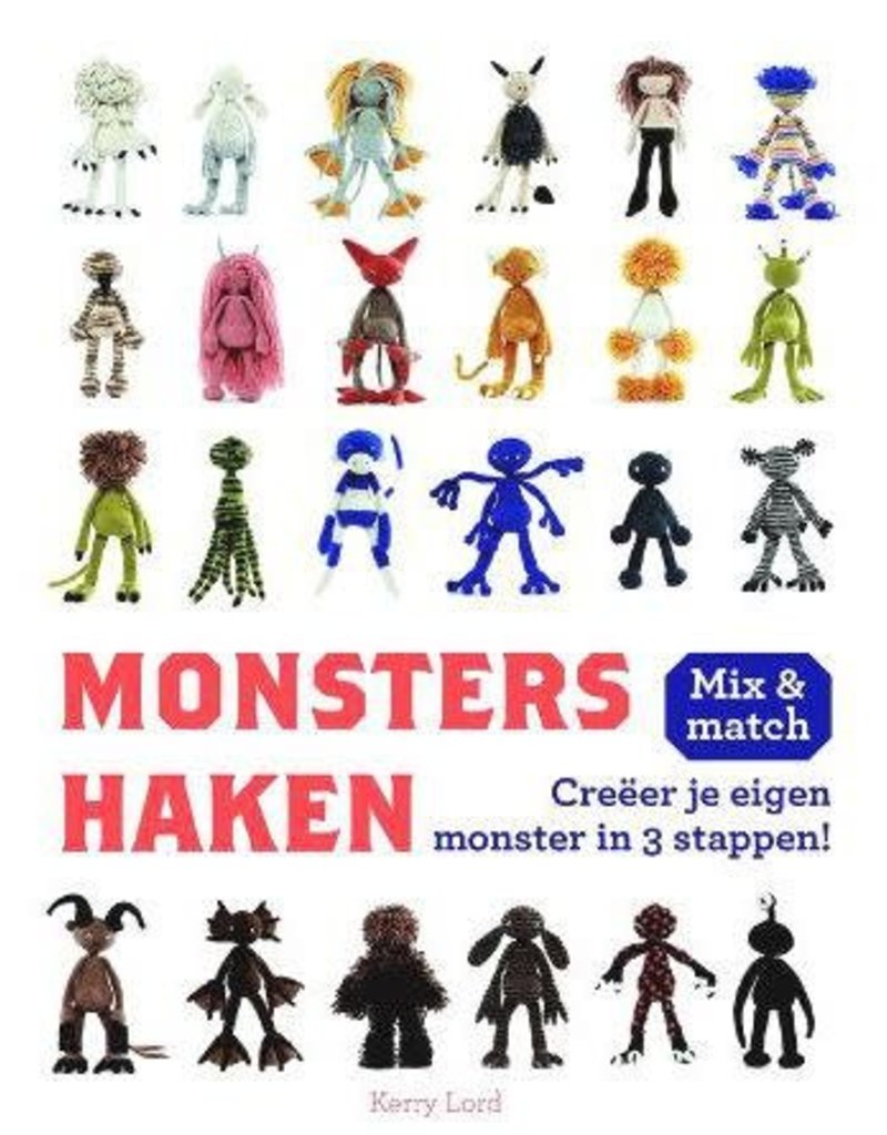 Monsters haken - Kerry Lord