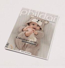 Phildar Herfst-winter 2018-2019 baby nr. 158
