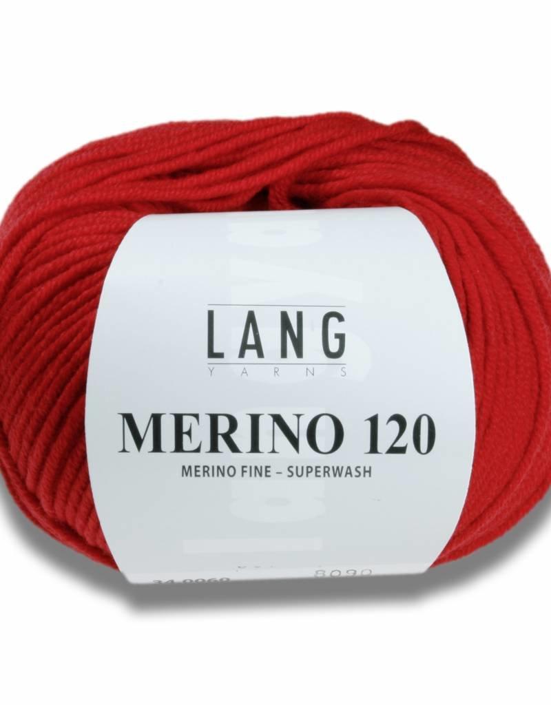 Lang Yarns Lang Yarns Merino 120