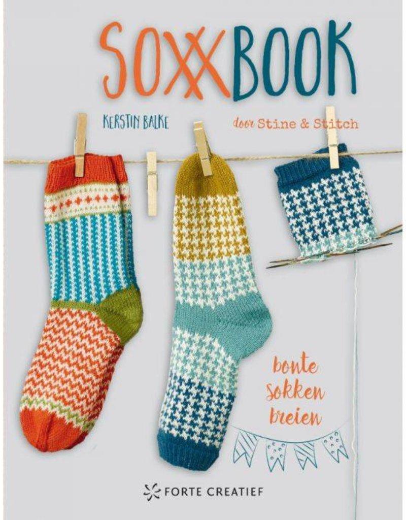 Soxx Book - Kerstin Balke