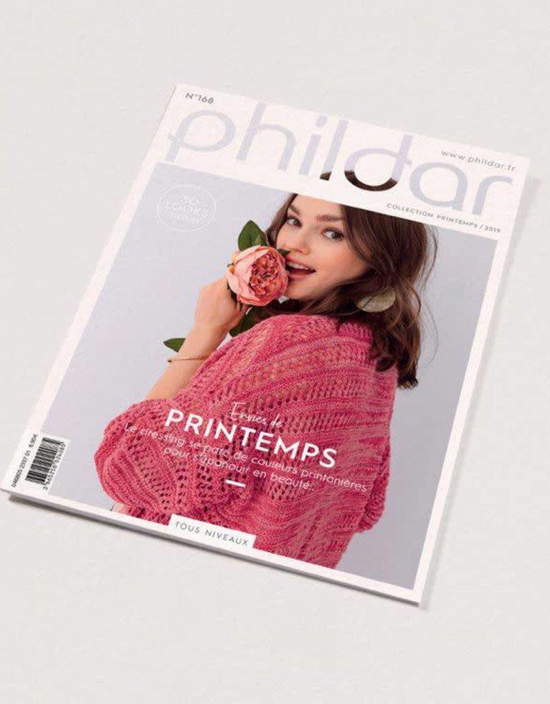 Phildar Phildar 168 Lenteboek 2019