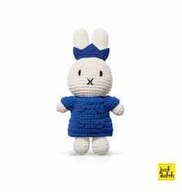 Miffy blue king