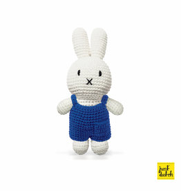 Miffy and her blue overall