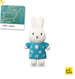 Miffy and her almond blossom dress