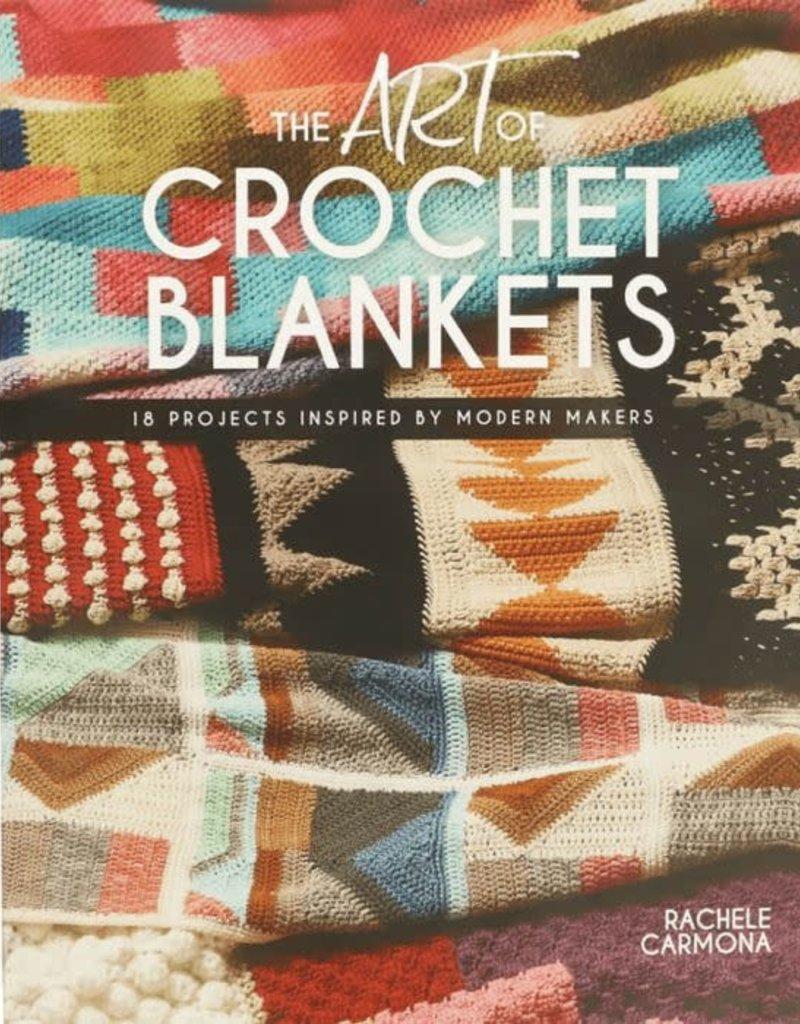 The Art of Crochet Blankets - Rachele Carmona
