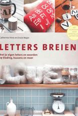 Letters breien - Catherine Hirst en Erssie Major