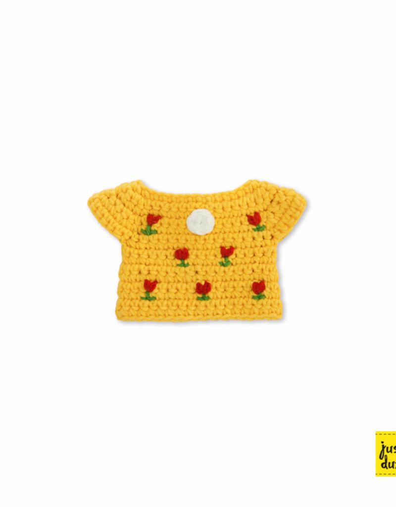 Nijntje losse kleertjes - Gele tulpenjurk