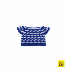 Nijntje Losse kleertjes - Blauwe streep jurk