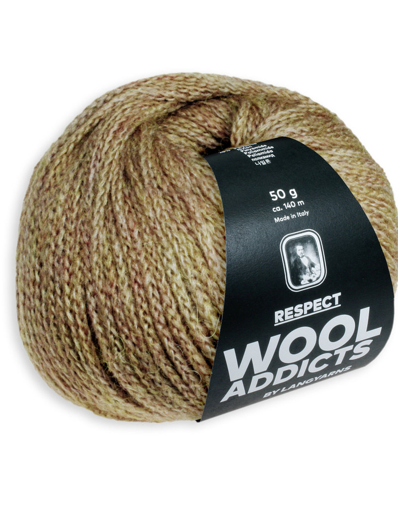 Lang Yarns Lang Yarns Wooladdicts RESPECT