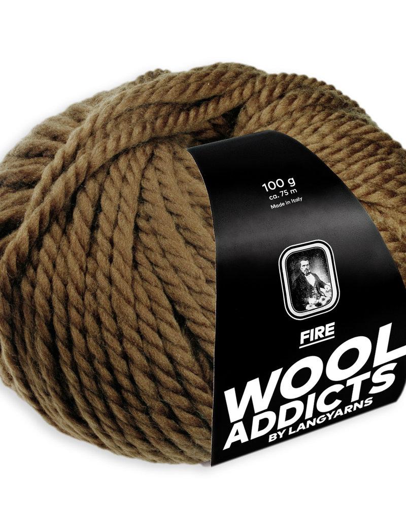 Lang Yarns Lang Yarns Wooladdicts FIRE