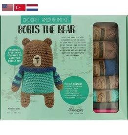 Haakpakket Boris the Bear