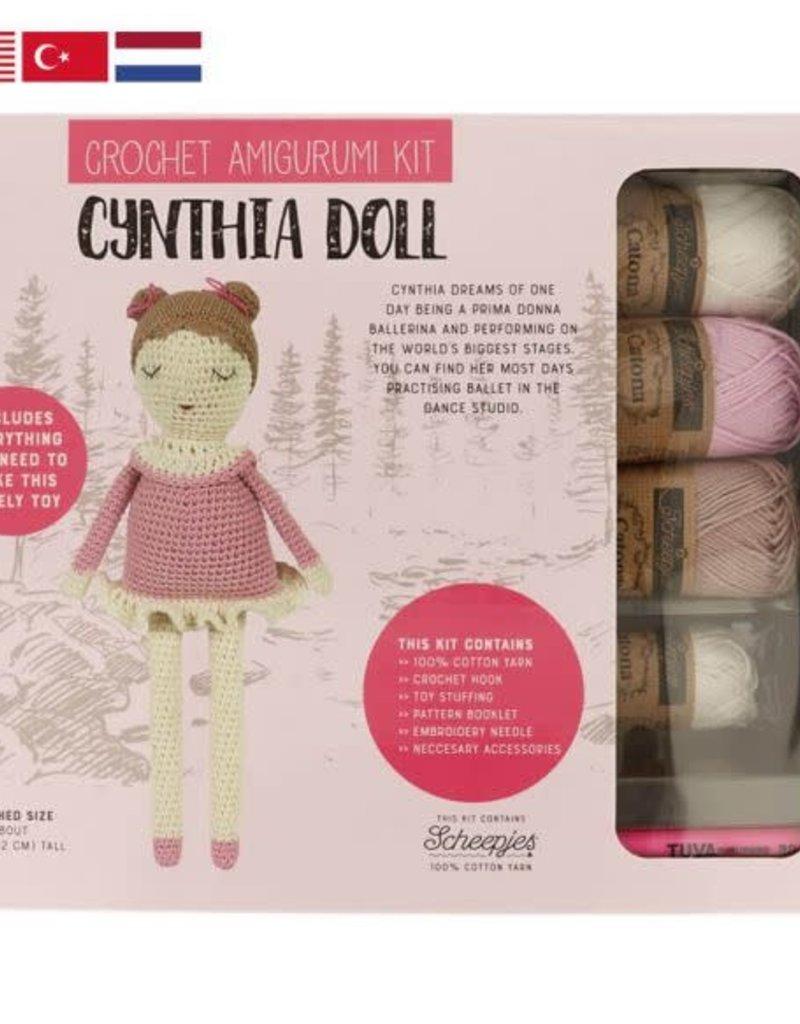 Haakpakket Cynthia Doll