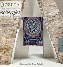 Scheepjes Scheepjes CAL2019 Rozeta Our Tribe - Twilight