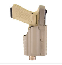 Nuprol Nuprol EU SERIES LIGHT BEARING HOLSTER - TAN 6211-tn