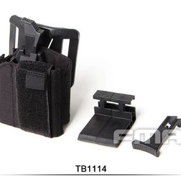 FMA FMA Universal holster for for Belt BK TB1114-BK
