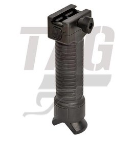 Canis Latrans Tactical Bipod Grip black